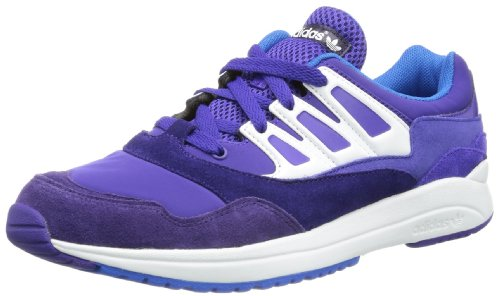 Adidas Originals TORSION ALLEGRA Low Top Womens Purple Violett (BLAPUR/RUNWH) Size: 5 (38 EU)