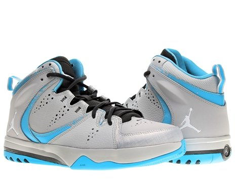 Nike Air Jordan Phase 23 2 Mens Basketball Shoes 602671-013 Metallic Platinum 11 M US (Jordan 2013 Shoes compare prices)