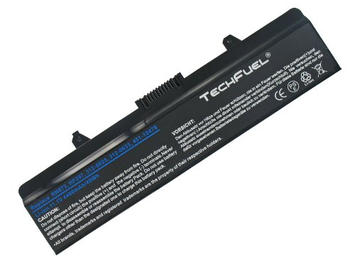 Dell Inspiron 1525/1545 Laptop Battery - Premium TechFuel� 6-cell, Li-ion Battery