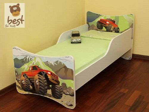 BEST FOR KIDS LIT POUR ENFANT 80x200 - AUTO