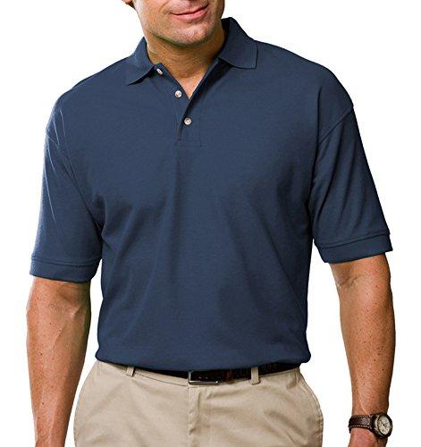 Mens Solid V Neck Basic T-Shirt truekord 3XL Ecko Unltd