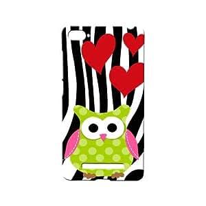 BLUEDIO Designer 3D Printed Back case cover for Xiaomi Mi4i / Xiaomi Mi 4i - G2737