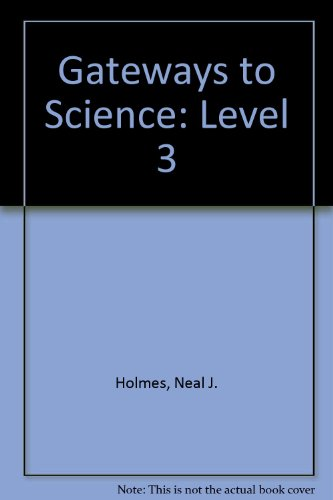 Gateways to Science: Level 3 PDF