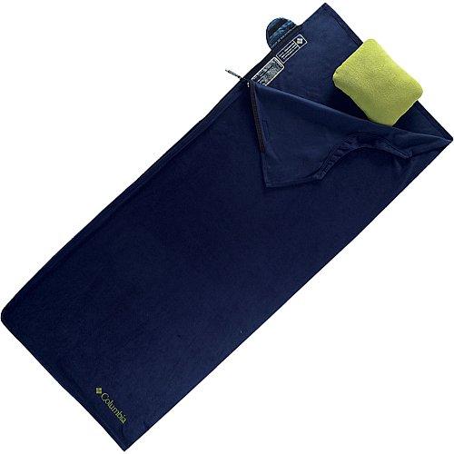 Amazon.com : Columbia Double Whammy Fleece Sleeping Bag : Winter