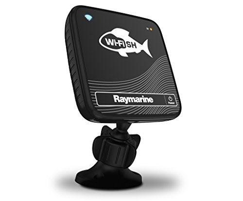 Raymarine Wi-Fish DownVision Blackbox Sonar with Wi-Fi