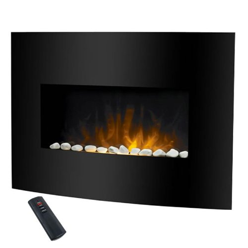 ProLectrix Balmoral Electric Fireplace Heater w/ Remote picture B00481NSBA.jpg