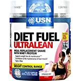 Buy USN Diet Fuel Ultralean 500g - Vanilla Comparison-image