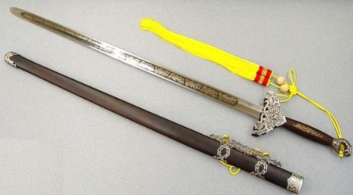 Crouching Tiger Hidden Dragon Movie Sword