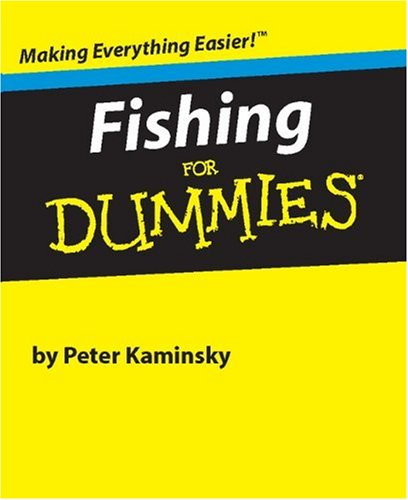 fishing for dummies miniature editions for dummies