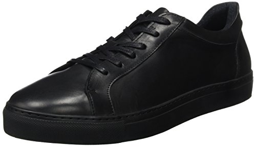 SELECTED - Shdylan Sneaker Noos I, Sneakers da uomo, colore nero (black), taglia 41 EU (7 UK)