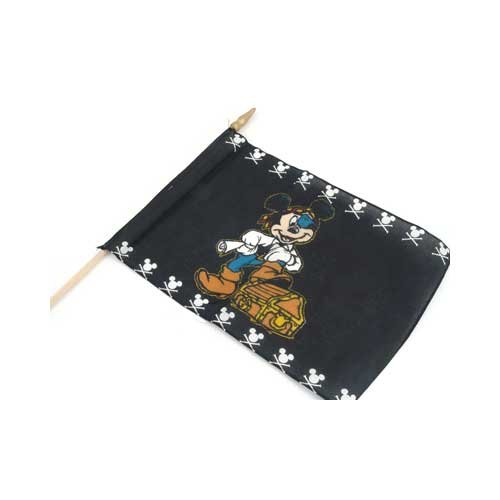 Buy Pirate Mouse 12×18 inch Stick Flag