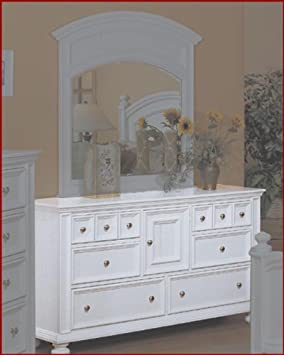 Winners Only White 6 Drawer Dresser Cape Cod WO-BP1006