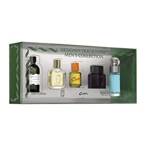 Various Designers Fragrance Collection for Men, Mini Gift Set