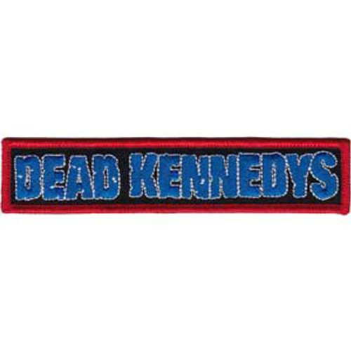 Application Dead Kennedys Blue Logo Patch - 1