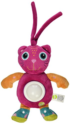 Oops Jerry Soft Night Light - Encourages Imaginative and Mental Development - Safe and Easy Clean - Ages 3 Months and Up
