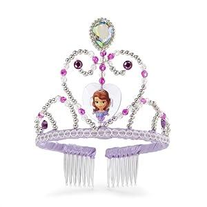 Amazon.com: Disney Sofia the First Princess Dress Up Tiara Crown: Toys