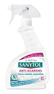 Sanytol - 33635110 - Désinfectant Anti-Acariens - 300 ml