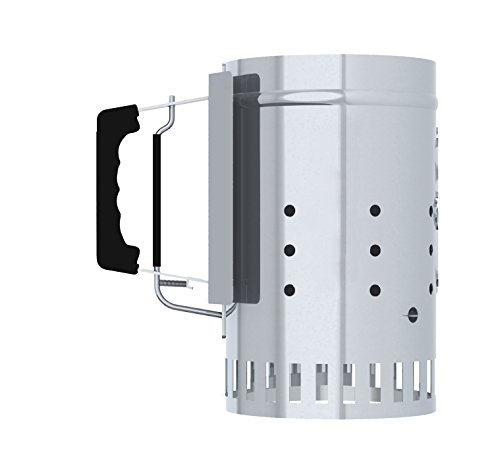 Char-Griller Charcoal Chimney Starter with Release (Chimney For Charcoal compare prices)