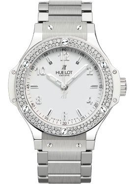 Hublot Big Bang Steel White Watch. from Hublot