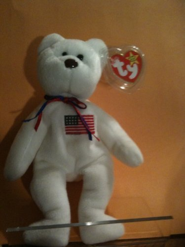 Ty Libearty Beanie Baby - 1
