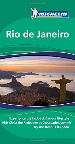 Michelin Green Guide Rio de Janeiro, 1e (Green Guide/Michelin)