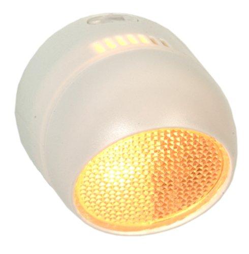 Imagen de AmerTac 72052 Classic Light Night direccional, Blanco 2/pack