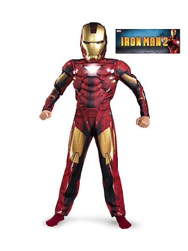 Iron Man 2 Mark 6 Classic Muscle