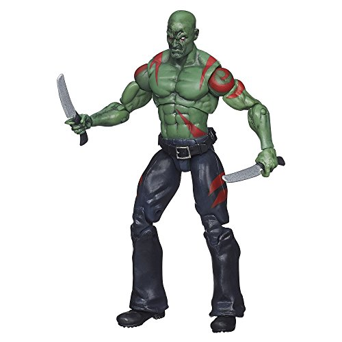 "Marvel Infinite Series Drax Figure, 3.75"" - 1"