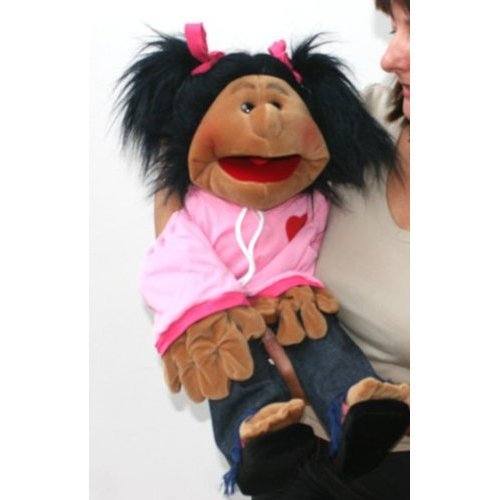 Large Living Puppet African Paula