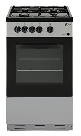 Flavel FSBG51S Gas Cooker Free Standing Silver