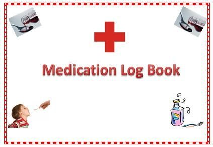 early-years-childminder-medication-record-log-book