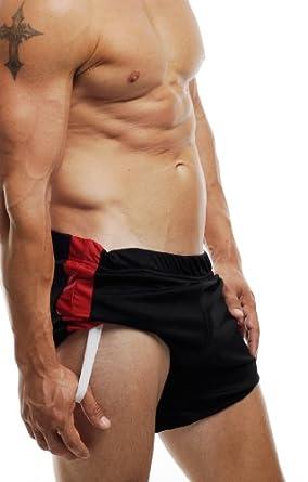 Go Softwear Mens AJ Endurance 12 Jockstrap Shorts by Go Softwear