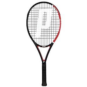 Prince Thunder Bolt 110 ESP Tennis Racket, GripSize- 2: 4 1/4 inch