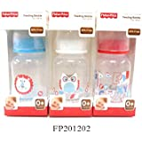Fisher Price Feeding Bottle 125ml ( Pack Of 1pc) Multi-color
