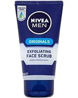 NIVEA MEN Invigorating Face Scrub 75ml