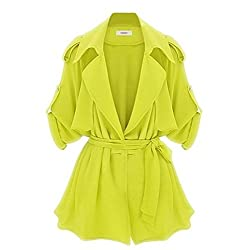 HOLDWELL's Women's Spring/Autumn Collection Short Style Coat