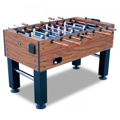 American-Legend-FT250DS-Manchester-55-Foosball-Table-with-2-Cup-Holders-an-Abacus-style-Scoring-and-Leg