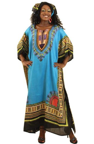One Size Traditional Kaftan Caftan - Many Colors Available