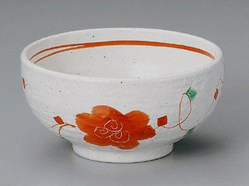 Hana-Musubi Jiki Japanese Porcelain Ramen-Bowl For Pasta Or Udon,Soba Or Salad Made In Japan
