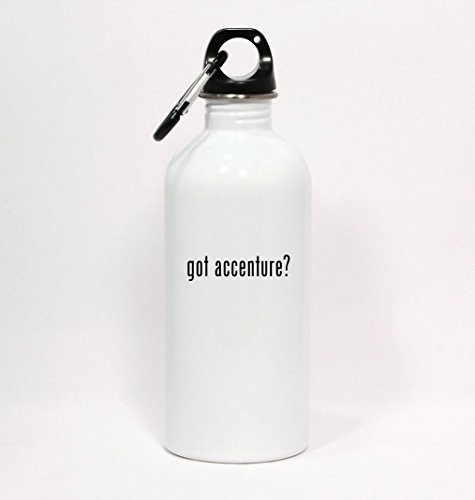got-accenture-white-water-bottle-with-carabiner-20oz