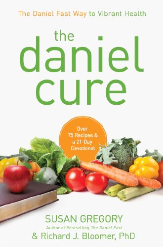 The Daniel Cure: The Daniel Fast Way To Vibrant Health by Susan Gregory ebook deal