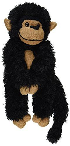 "Purr-Fection Porter Black Spider Monkey 12"" Plush - 1"