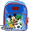 Star-Brands Premium Mickey Rucksack Children's Backpack, 24 Liters, Multicolour by Star-Brands