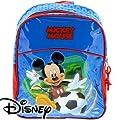 Star-Brands Premium Mickey Rucksack Children's Backpack, 24 Liters, Multicolour by Star-Brands
