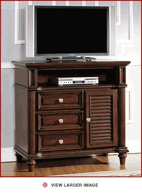 Cheap Fairmont Designs Tamarind Grove Twilight Roast Finish TV Stand (909-50)