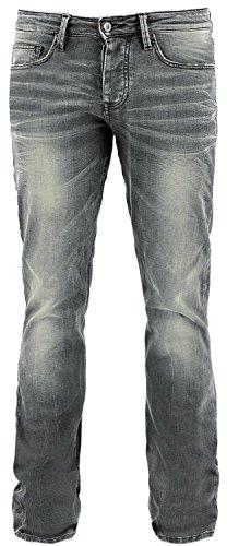 Black Premium by EMP Johnny (Boot-Cut) Jeans grigio W38L34