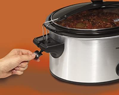 Hamilton Beach Stay or Go Slow Cooker 6-Quart from Amazon.com, LLC *** KEEP PORules ACTIVE ***