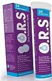O.R.S Oral Rehydration Salt Blackcurrant x24