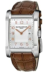 Baume and Mercier Hampton Women's Quartz Watch MOA10018