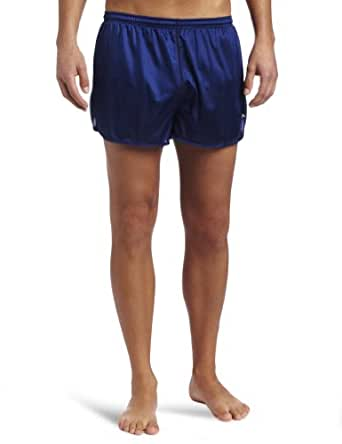 TYR Sport Men's Swim Short/Resistance Short Swim Suit,Navy,XS